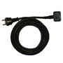 Cable - Cordon - Prise-Adaptateur Cireuse