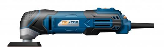DEXTER POWER OUTIL MULTIF.DEXTER POWER DP4 250W+15 AC