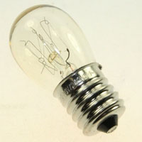 Lampe -15w-230v (55x25mm) 15W-230V-E14
