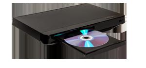 Lecteur DVD - blu ray
