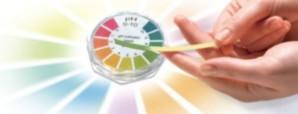 Equilibrage pH