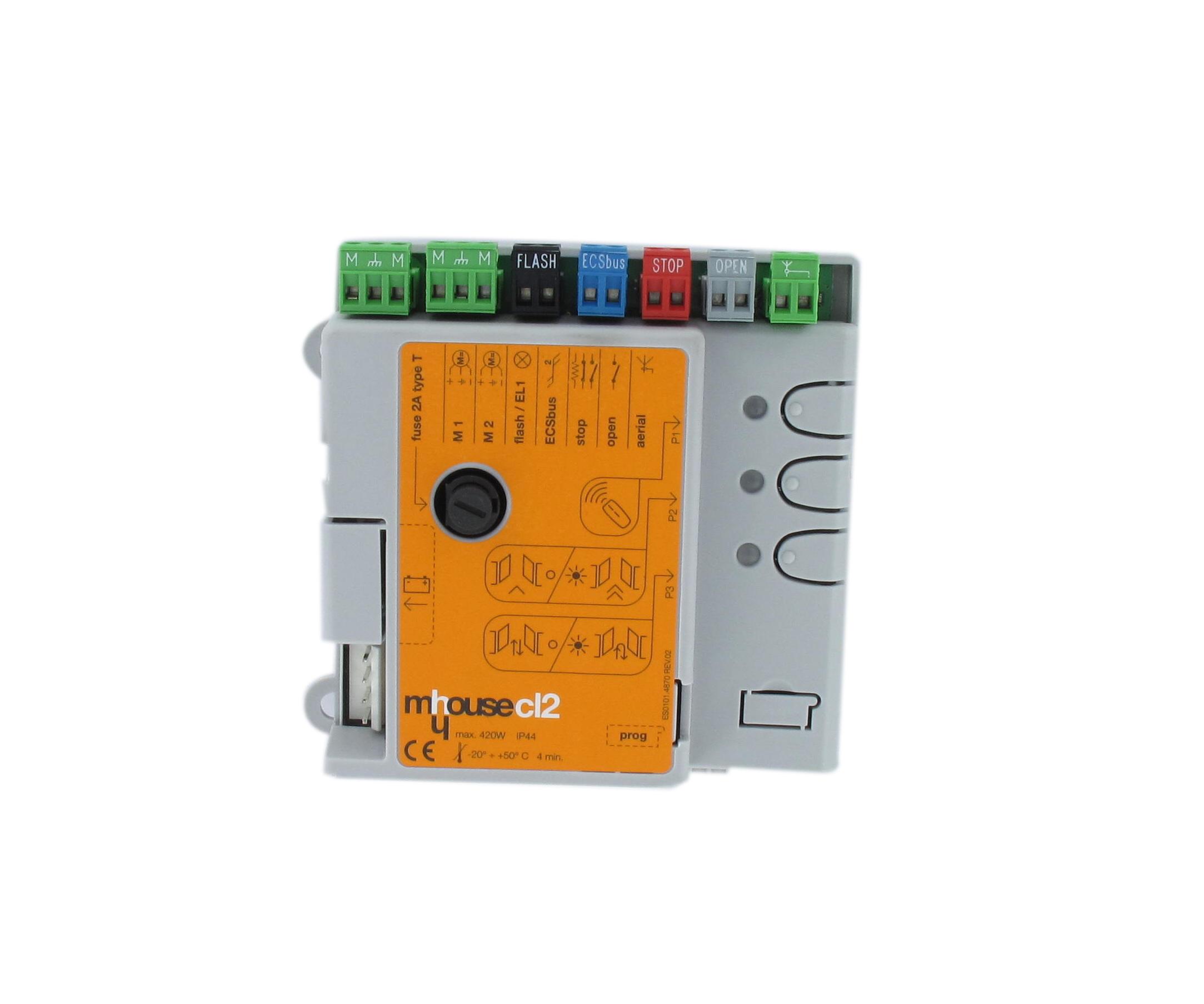 Carte électronique de commande MHOUSE CL2KIT