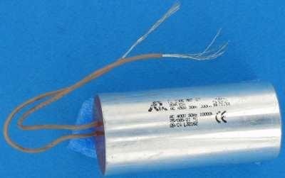 Condensateur 20µf Pompe HP100/150 et HG050 à HG100