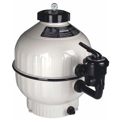 Filtre à sable CANTABRIC Latéral D750 Modèle 15784