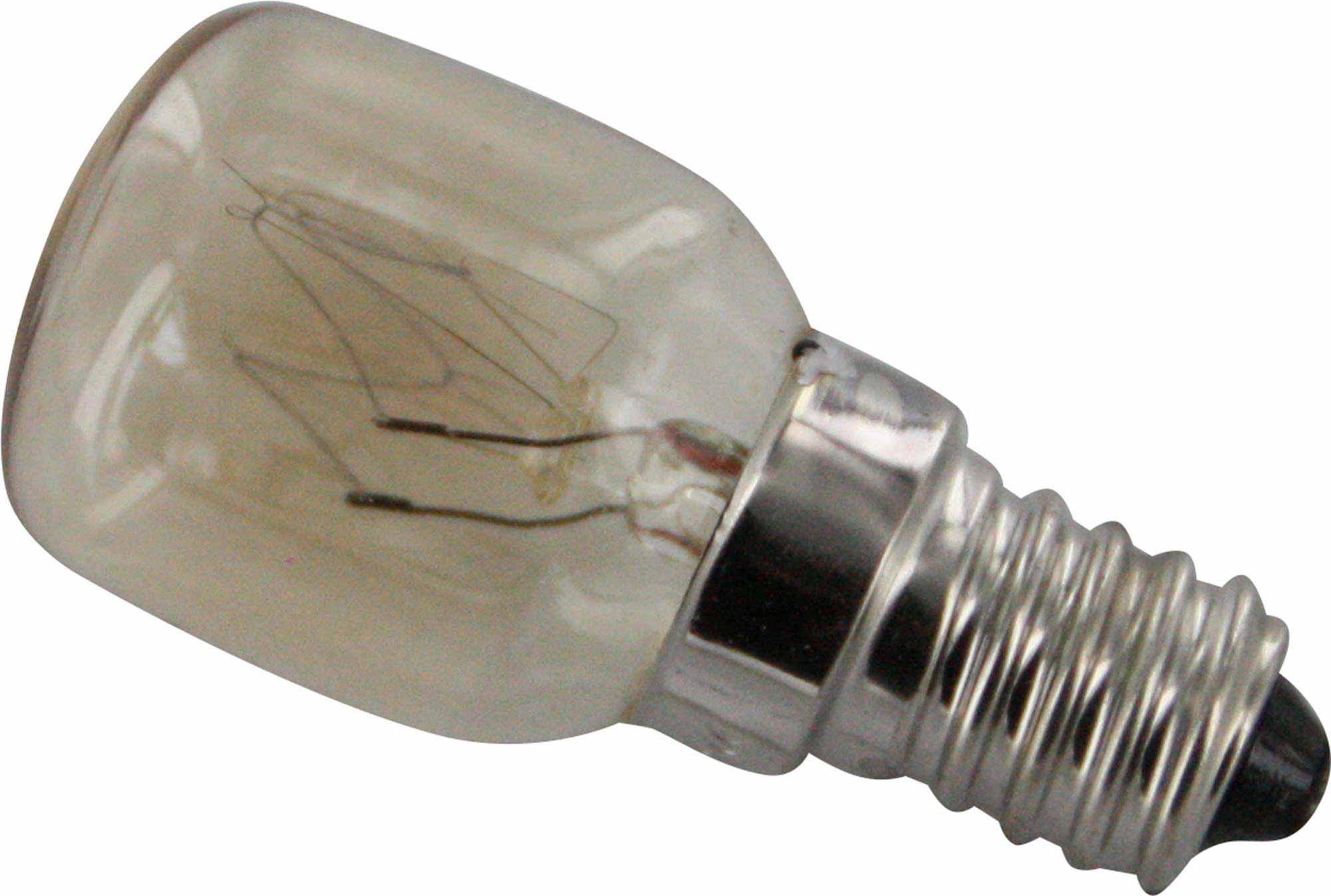 LAMPE DE FOUR 25W-230V-300°C (55X26MM)