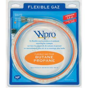 Flexible TBC158 gaz Butane/propane longueur 1,5m