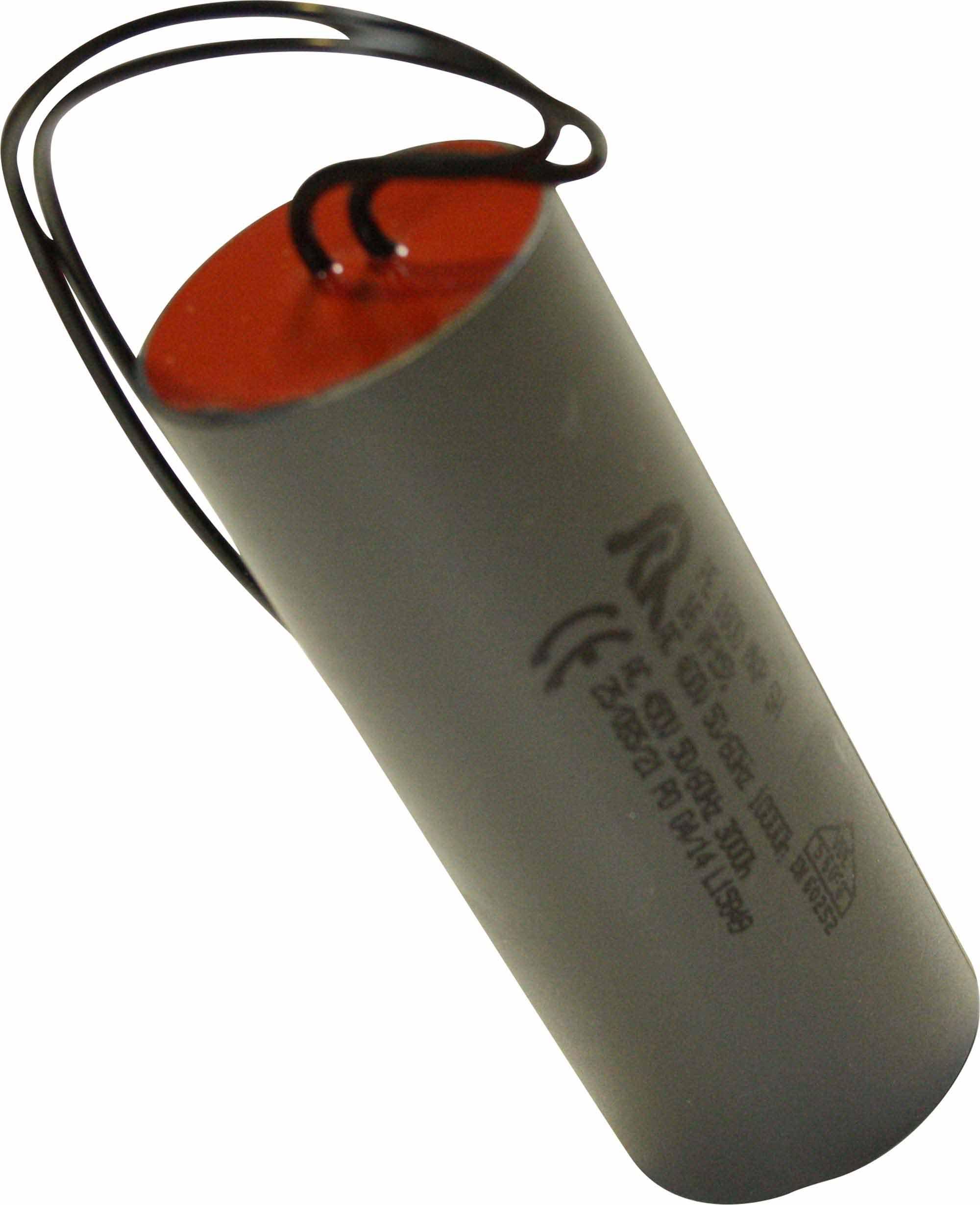 Condensateur 16 µF Pompe Piscine (88x35)