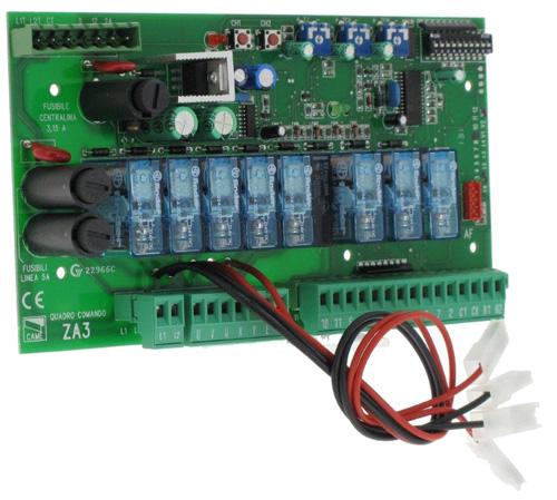 Carte électronique CAME ZA3