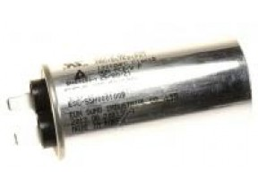 Capacitor,electric appliance film,radial 10uf -5to+10% 550v EAE58905701