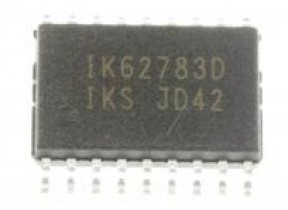 Circuit integre source driver sol,18p,8, TD62783AFW