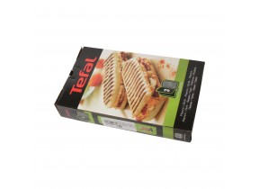 Coffret grill panini pour gaufrier snack collection XA800312