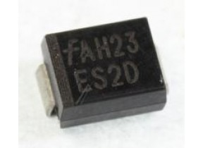 Diode, smd do-214aa (smb) 200V-2A