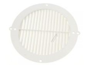 Grille circulaire sortie air ø125mm 1330017620