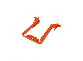 Support de sac orange pour aspirateur 117913012