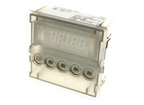 Timer 3 button green invensys C00195762