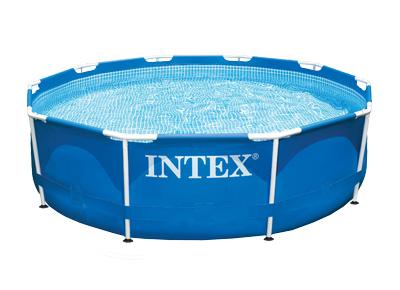 Liner tubulaire pour piscine Metal Frame Ø 3,66 x 0,99 m Intex