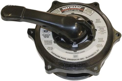 Intérieur VANNE COMPLET - sans Joint Etoile SP710/711/712 Noir (HAYWARD)