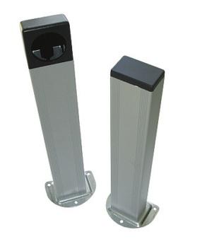 Colonnette 50 cm en aluminium
