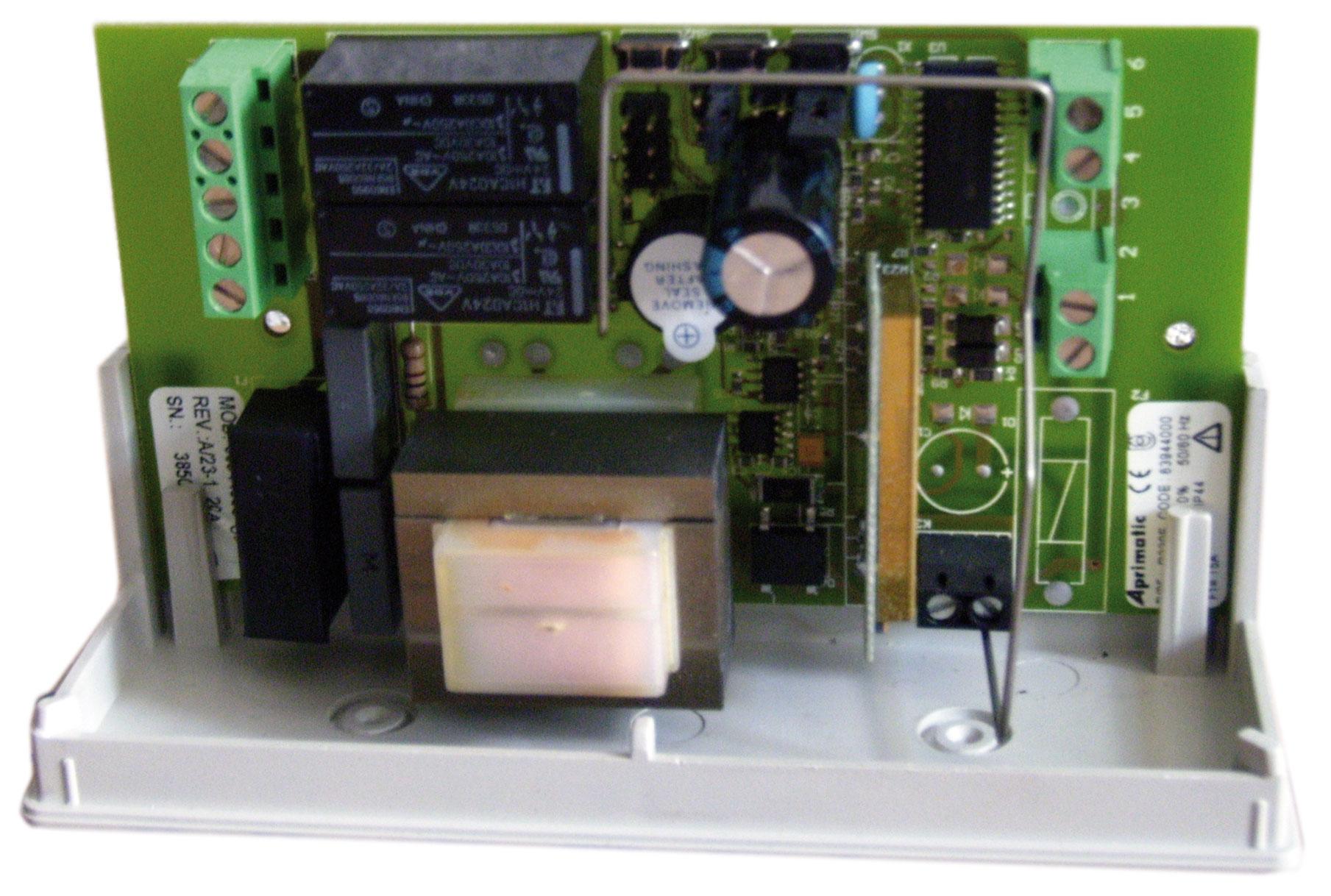 Récepteur Aprimatic P43665-016