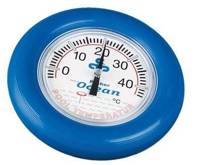 Thermomètre de piscine flottant
