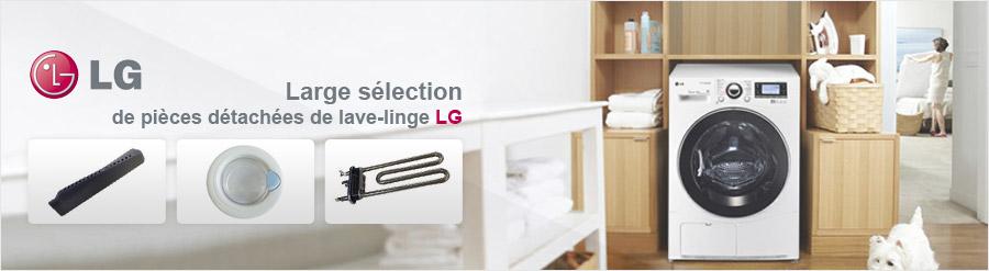 Pieces et accessoires LG