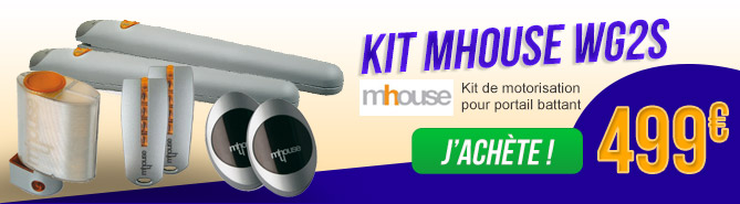 kit mhouse WG2S