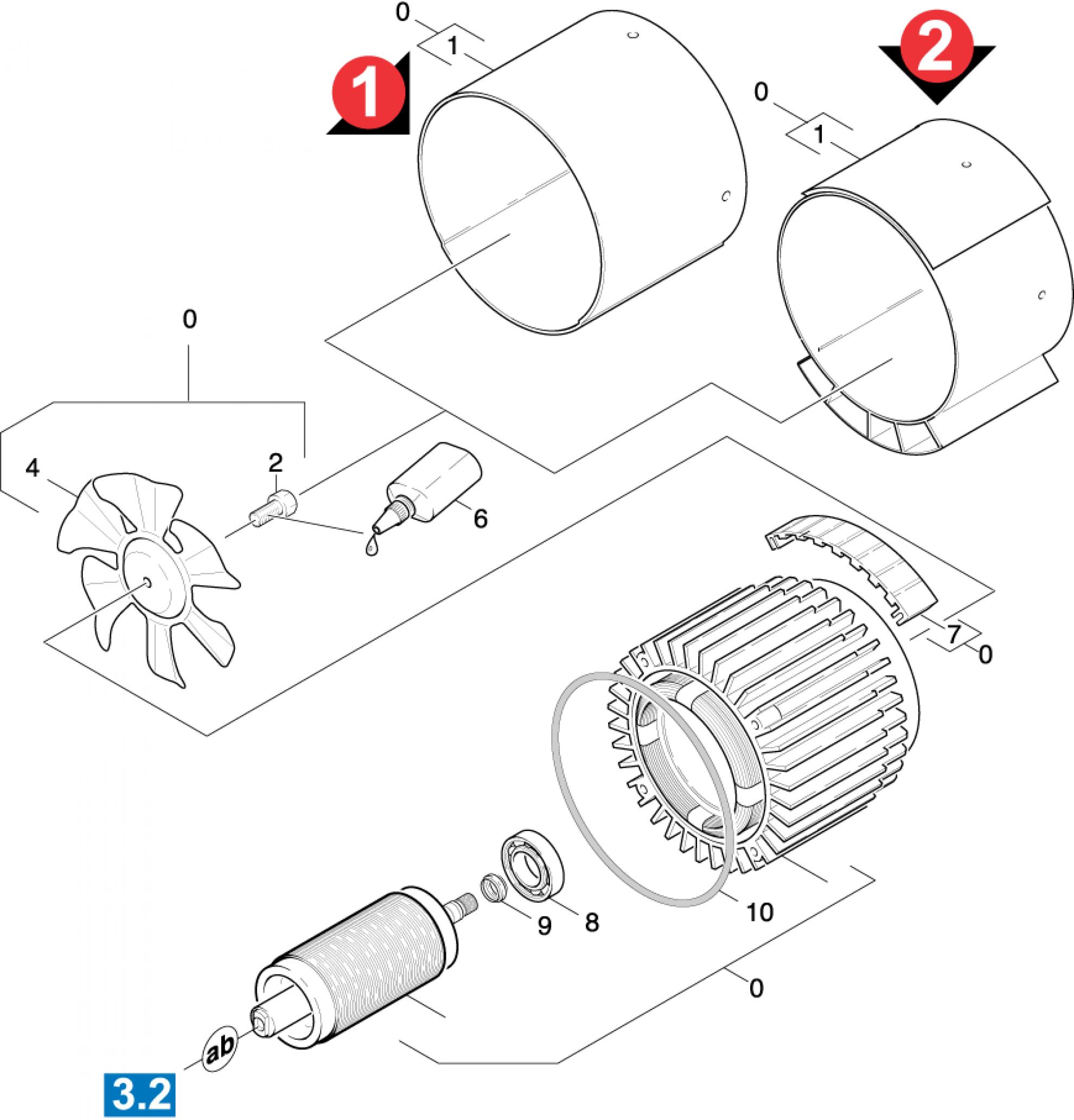 Pi ces d tach es nettoyeur haute pression karcher k 670 ms - Pieces detachees karcher ...