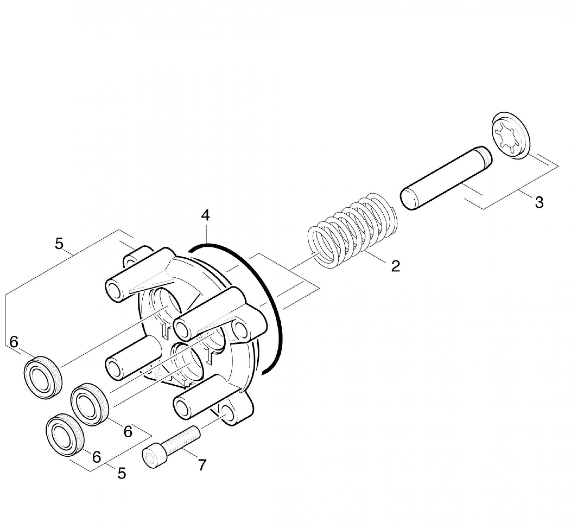 Pi ces d tach es nettoyeur haute pression karcher k 460 m - Karcher pieces detachees nettoyeur haute pression ...