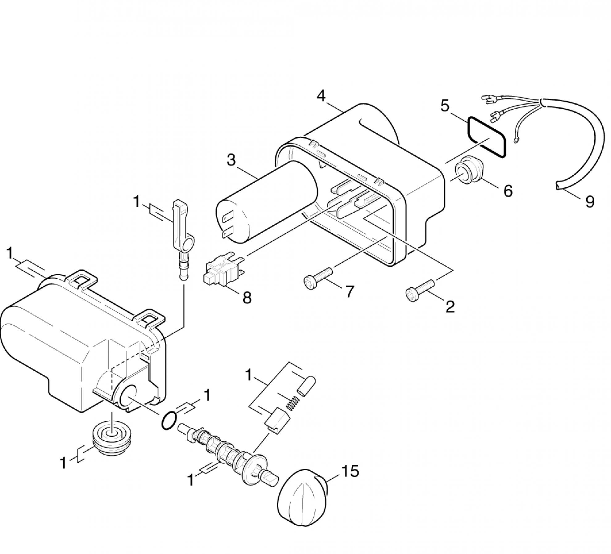 pi ces d tach es nettoyeur haute pression karcher k. Black Bedroom Furniture Sets. Home Design Ideas