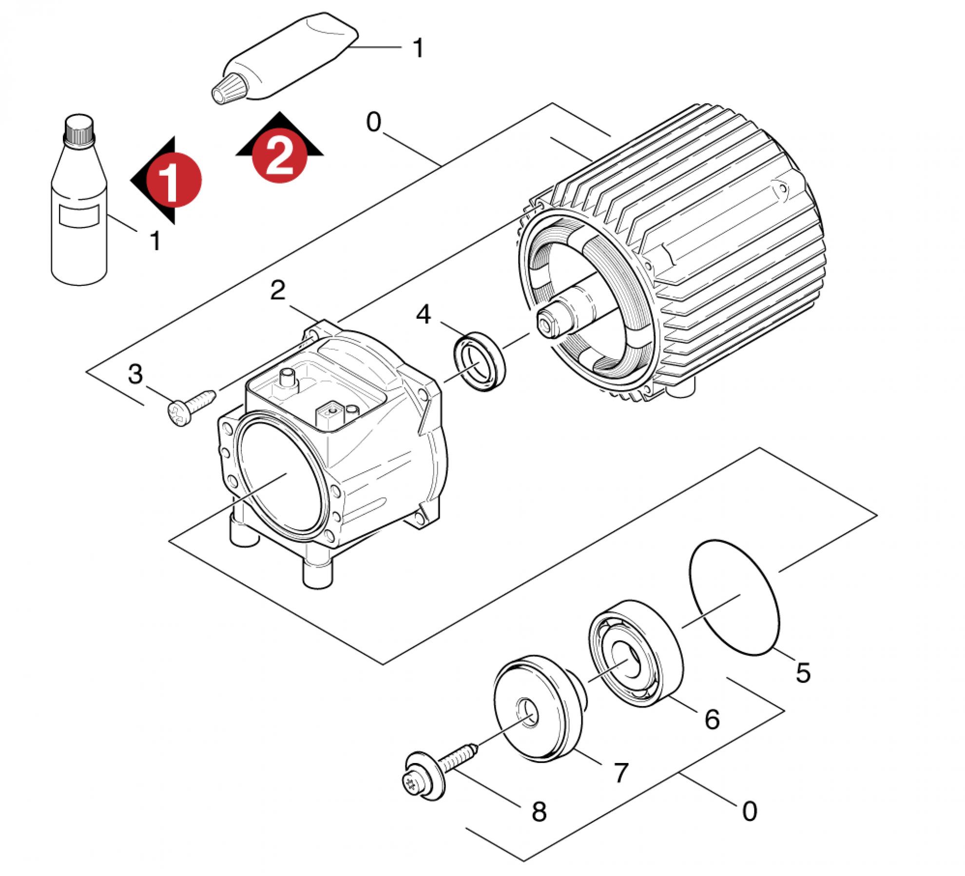 Pi ces d tach es nettoyeur haute pression karcher k 630 m - Pieces detachees karcher ...