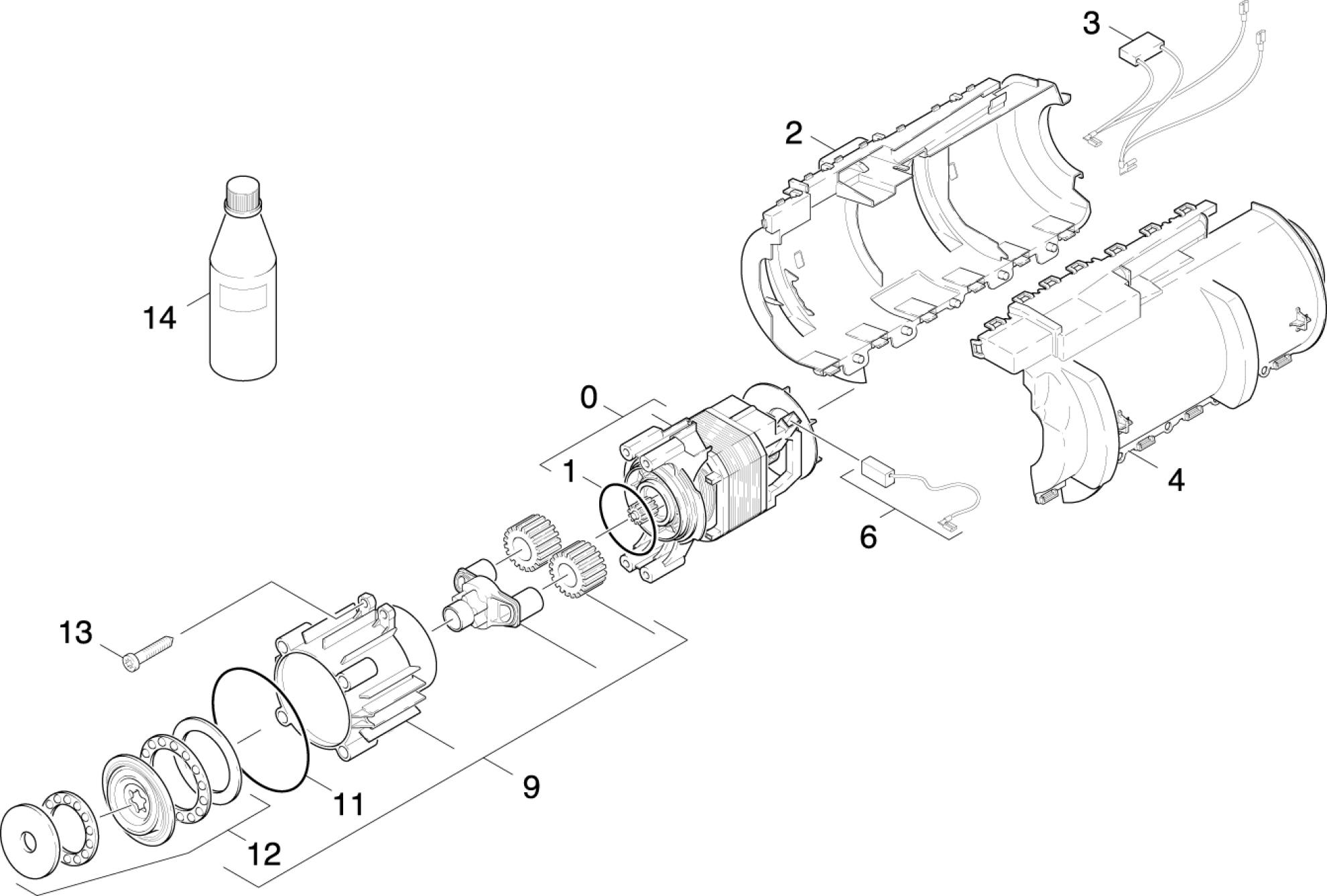 Pi ces d tach es nettoyeur haute pression karcher k 210 - Pieces detachees karcher ...