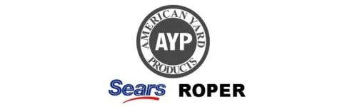 Tondeuse autoportée AYP SEARS ROPER