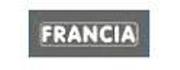 Pièces détachées de FRANCIA