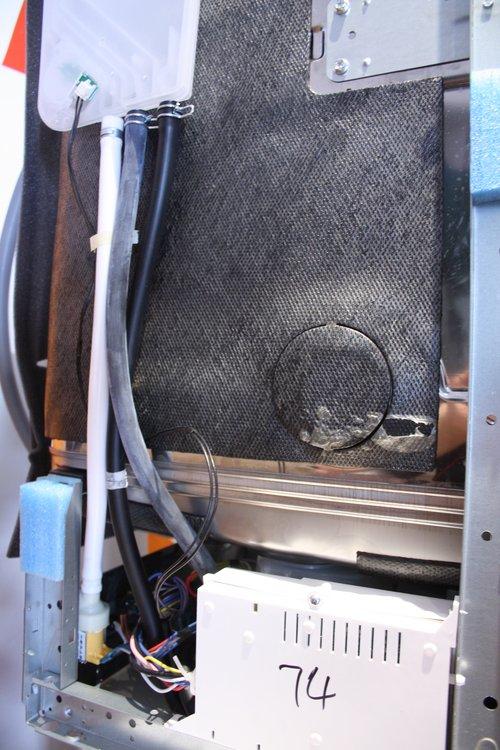 durite electrovanne lave vaisselle