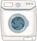 fonctionnement d'une machine à laver