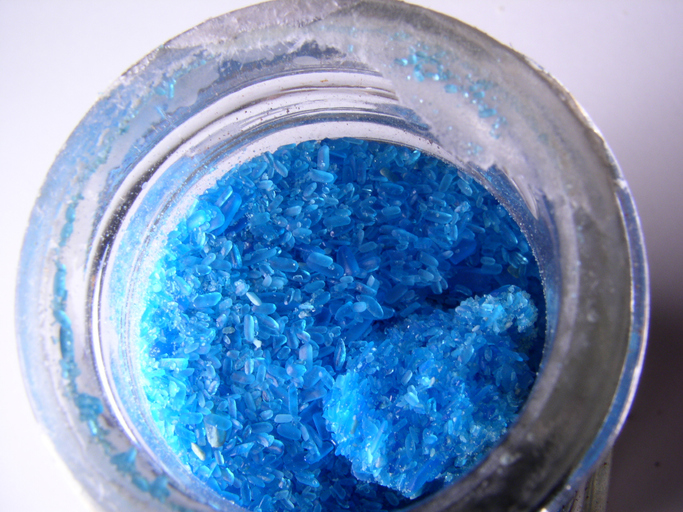 Sulfate de cuivre