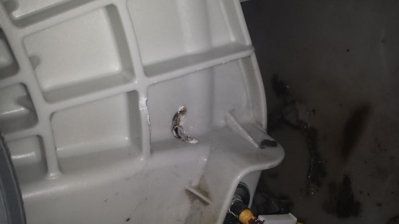 Cuve machine a laver