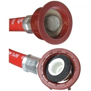 Filtre tuyau d'arrivée d'eau
