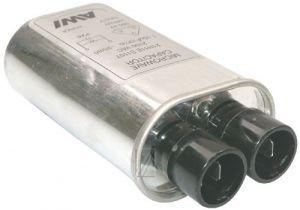 micro-ondes : condensateur