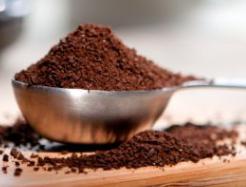Marc de café - Odeur dans le congélateur