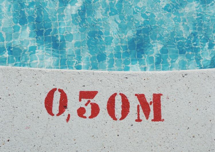 Volume d'un bassin de piscine